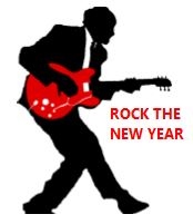 Rock the new year