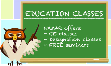 CE Classes At NAMAR